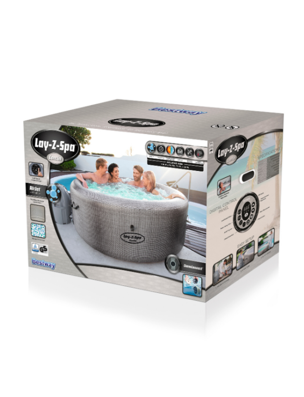 bestway jacuzzi lay-z spa cancun colorbox