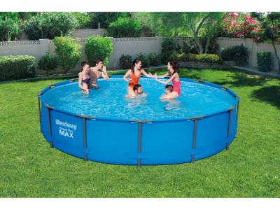 bestway steel pro max zwembad