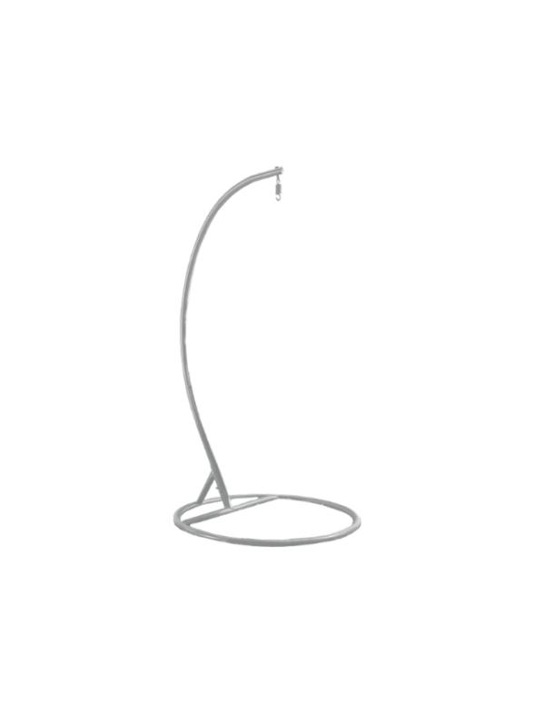 grijs frame voor hangstoel