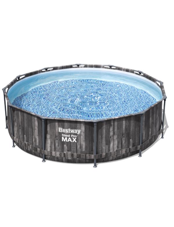 zwembad steel pro max